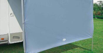 Privacy in Camper - Con la Parete Frontale per Tendalino Si Può!