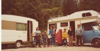 Il Decalogo del buon camperista in campeggio